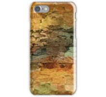 Wall of Time iPhone Case/Skin