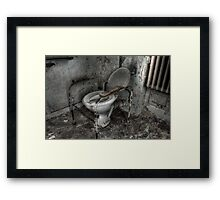 Trainspotting Framed Print