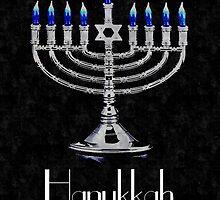 Hanukkah - The festival of Lights by Scott Mitchell