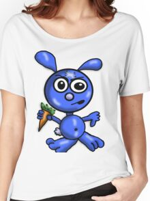Howard the Sarcastic Realist Bunny Women's Relaxed Fit T-Shirt