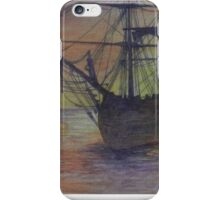 Tallship iPhone Case/Skin