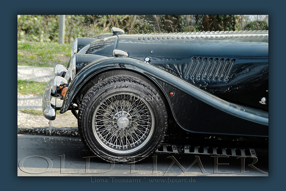 oldtimer by fuxart