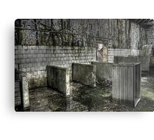 Laundry Rooms Metal Print