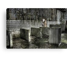 Laundry Rooms Canvas Print