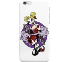 Harley Quinn Queen of Hearts iPhone Case/Skin