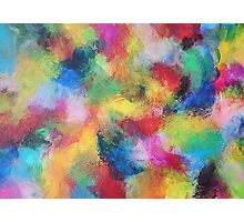 """""""In a Dream No.3"""" original abstract artwork by Laura Tozer Photographic Print"""