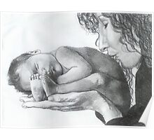 A Mother's Love Poster