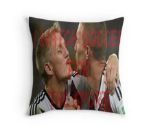 Love This Game Throw Pillow