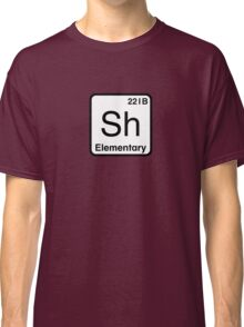 The Atomic Symbol for Detection  Classic T-Shirt