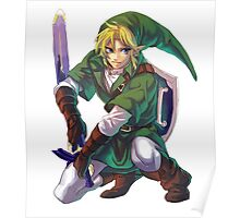 Just... Link.  Poster