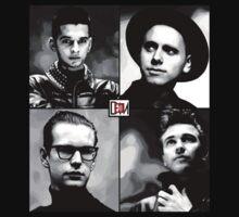 Depeche Mode :  101 Official t-shirt  T-Shirt