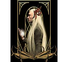 Thranduil and the Arkenstone Photographic Print