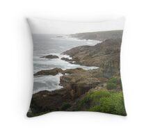 Tathra Coastline, NSW Australia Throw Pillow