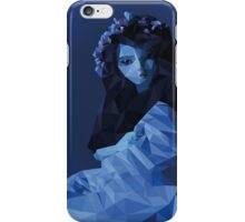 Triangle doll iPhone Case/Skin