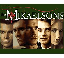 the mikaelsons Photographic Print