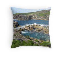 Kianinny Bay, Tathra, NSW Australia Throw Pillow