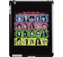Women Who Rock iPad Case/Skin