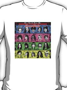 Women Who Rock T-Shirt