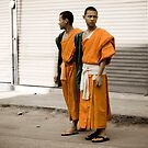 Lost Monks by Cvail73