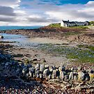 ST. BRIDES BAY WALES UK by kfbphoto