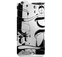 Abstract Crystal Portal iPhone Case/Skin
