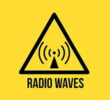 Radio waves. by 2monthsoff