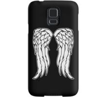 Daryl Dixon Angel Wings - The Walking Dead Samsung Galaxy Case/Skin