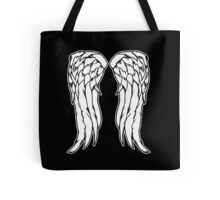Daryl Dixon Angel Wings - The Walking Dead Tote Bag