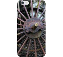 Oul Pulley Wheels! iPhone Case/Skin