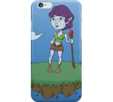 Little Rogue-Mage iPhone Case/Skin