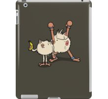 Number 56 and 57 iPad Case/Skin