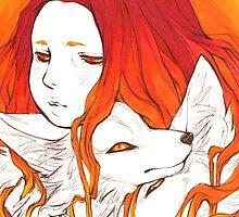 Fox Kin by Savannah Horrocks