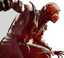 Mortal Kombat x - Scorpio  by ishi1