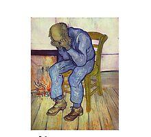 I'm sad like van Gogh by Alessandro Alleva