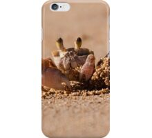 Crabby Kinda Day iPhone Case/Skin