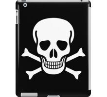 Old Skull music iPad Case/Skin