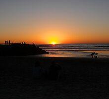 OB Sunset by Timoteo Delgado