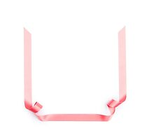 Pink streamer ribbon by PhotoStock-Isra