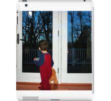 Waiting for Santa iPad Case/Skin
