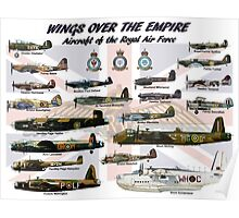 Wings over the Empire  Poster