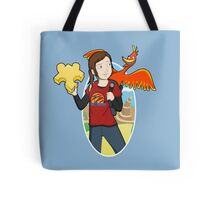 Ellie & Kazooie going on an Adventure. Tote Bag