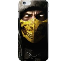 Scorpion iPhone Case/Skin