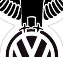 Volkswagen vintage logo Sticker