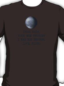 Dear Nasa Love Pluto T-Shirt