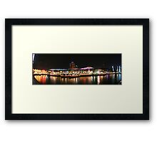 Melodies of Lights Framed Print