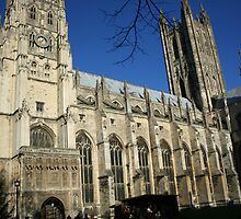 Canterbury Cathedrale by jscott40