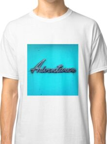 Adventurer. Classic T-Shirt