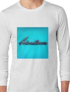 Adventurer. Long Sleeve T-Shirt