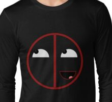 \Deadpool\ Long Sleeve T-Shirt