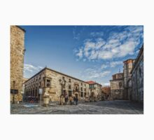 Cathedral Square in Avila Baby Tee
